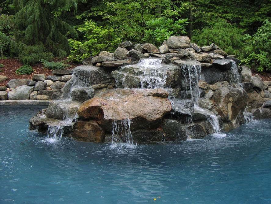Aquapool | A Portfolio of Inspirational Waterfalls