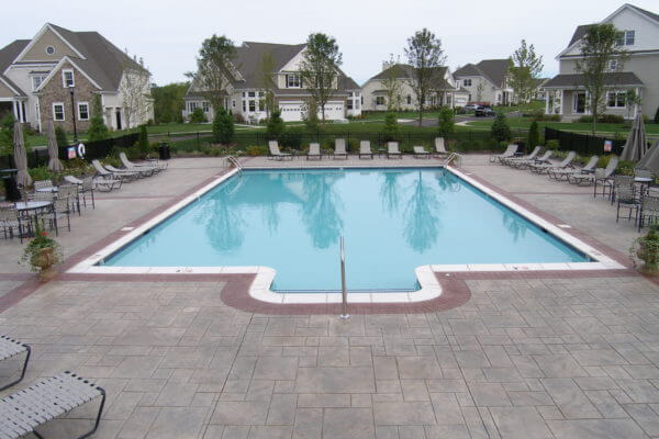 Inground Gunite Swimming Pool Builder, CT