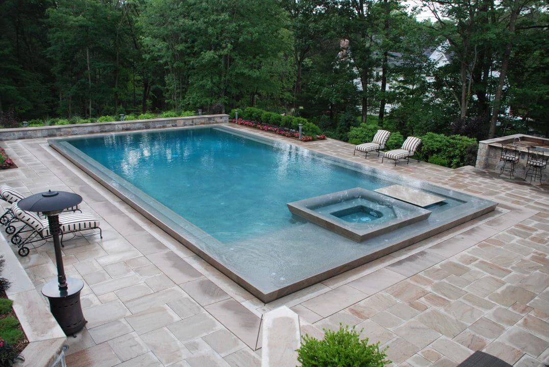 THE BENEFITS OF A GEOMETRIC POOL