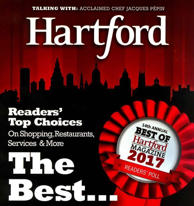 2017 Best of Hartford Magazine, Readers Top Choice For Pools & Hot tubs