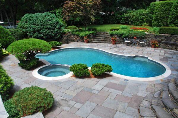 Self Cleaning Pools