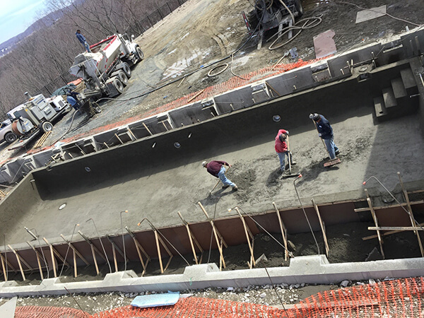 What is a Gunite Inground Swimming Pool?