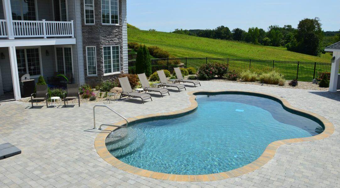 Small Inground Swimming Pools | Aqua Pool & Patio