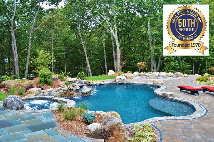 Aqua Pool & Patio Inc. Celebrates 50 Years in Business