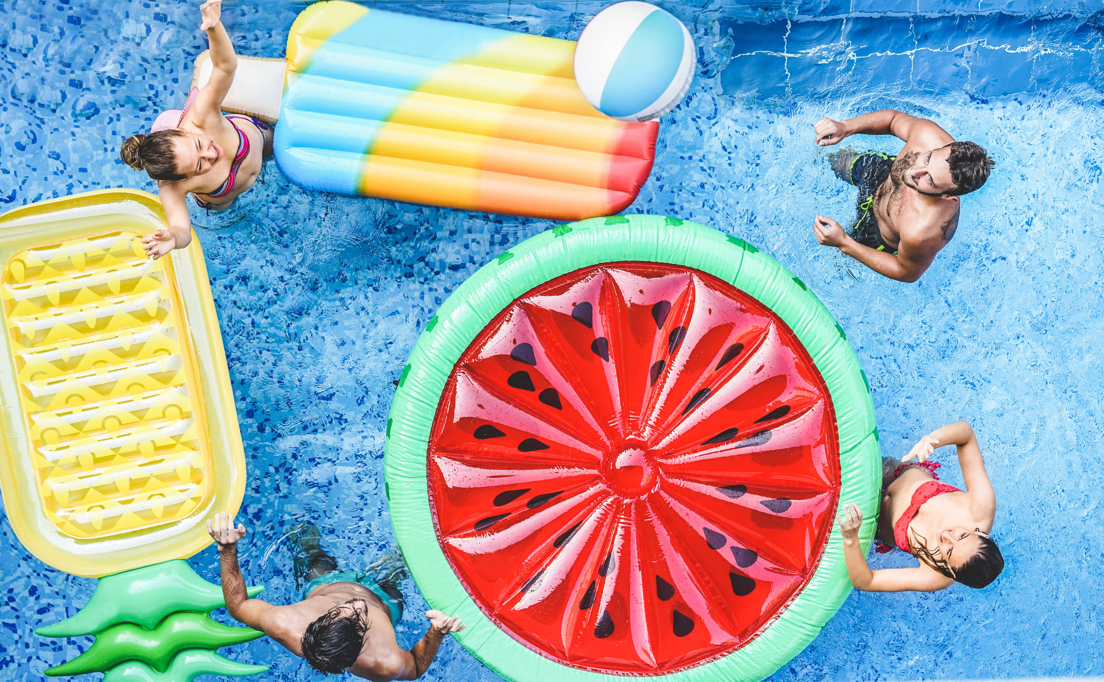 How to Host the Best Pool Party on the Block