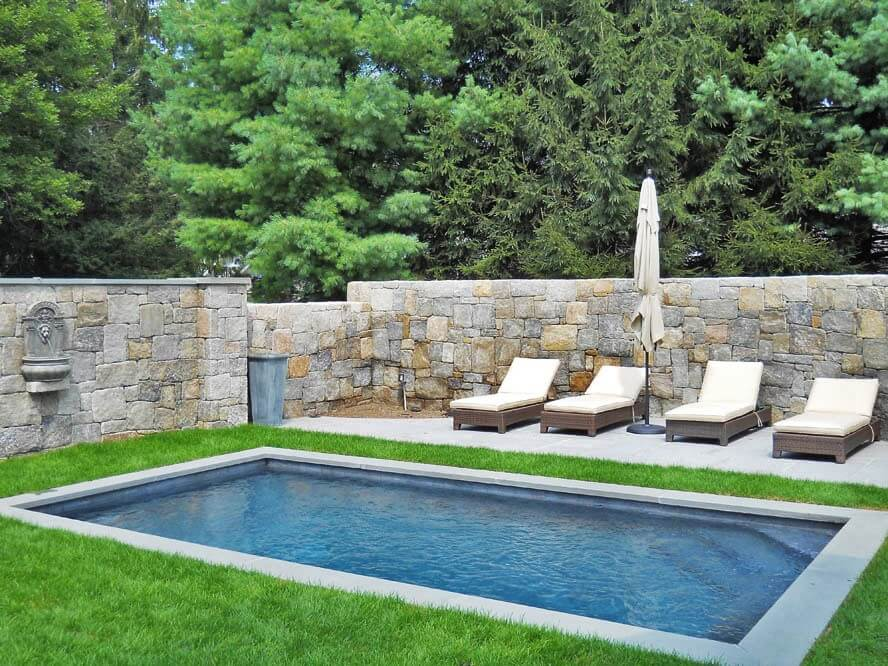 Why Gunite is the Best Material for an Inground Pool