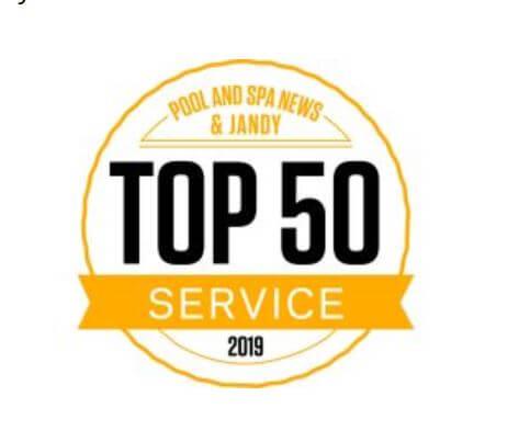 Aqua Pool Makes PSN's Top 50 Service List