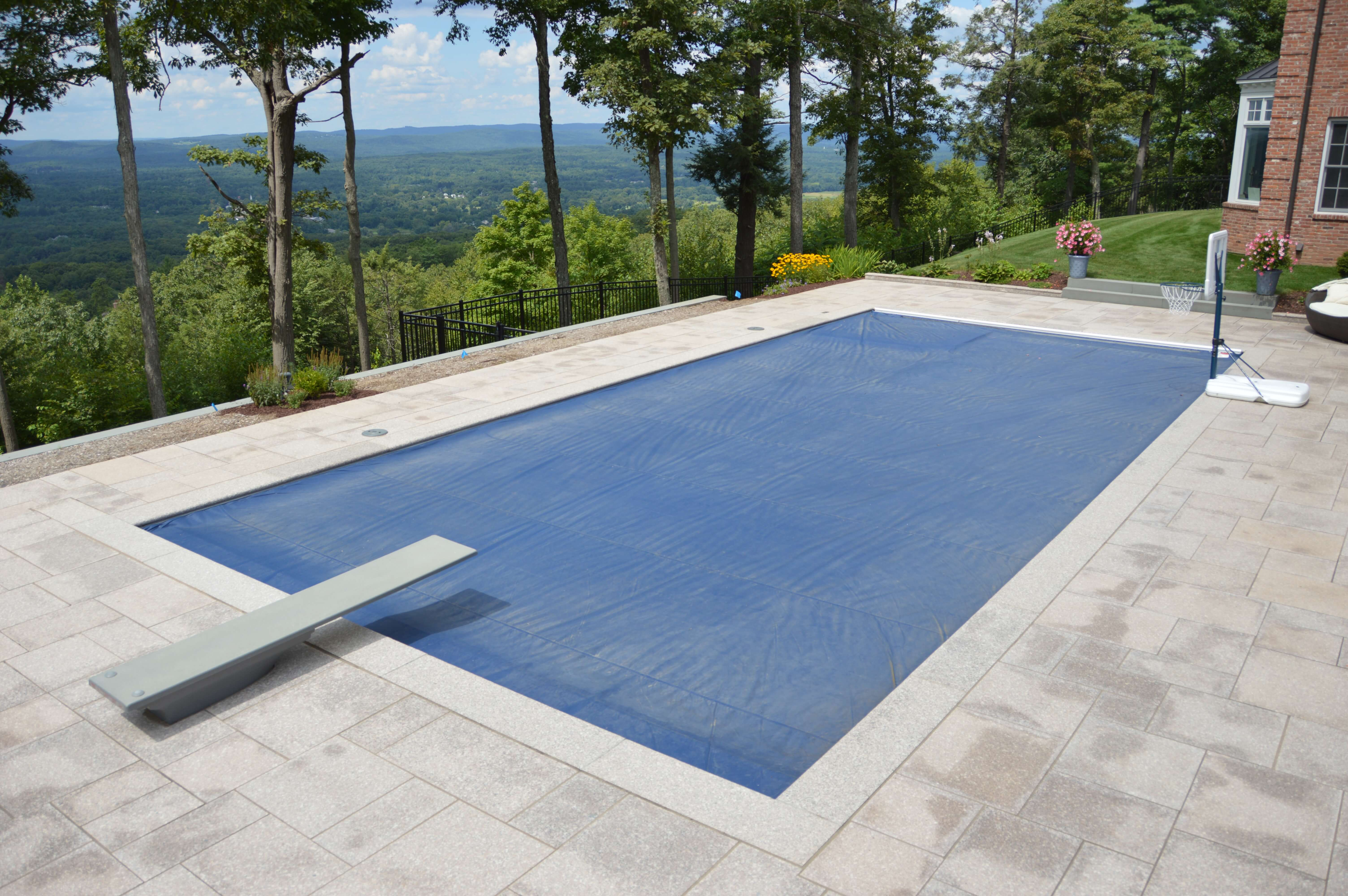 The Best Pool Covers for Inground Gunite Pools