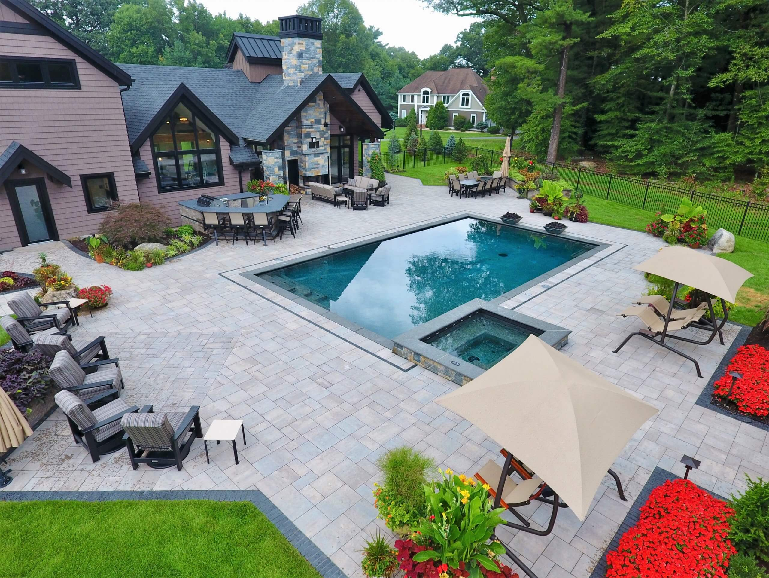 How to Build a Pool That is Perfect for Staycations
