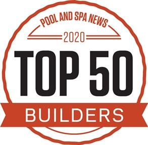 Aqua Pool named to national list of Top 50 pool builders
