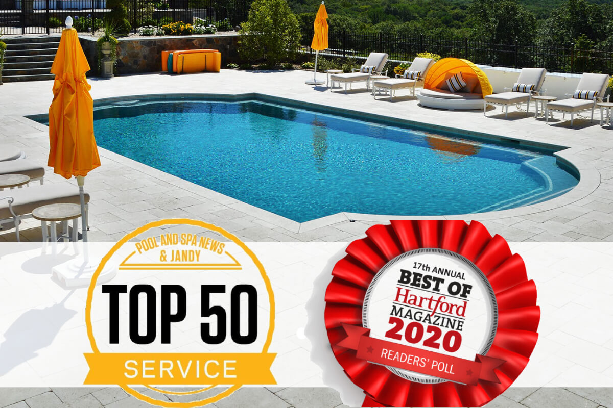 Aqua Pool Wins Service and Best Pool Company Awards in 2020